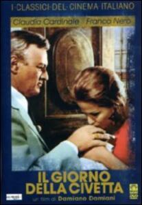 Il giorno della civetta di Damiano Damiani - DVD