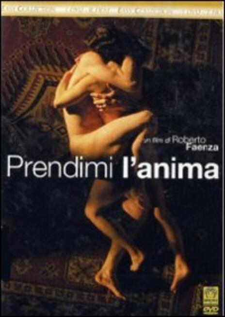 Prendimi l'anima di Roberto Faenza - DVD