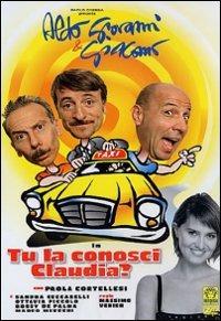 Cover Dvd Tu la conosci Claudia? (DVD)