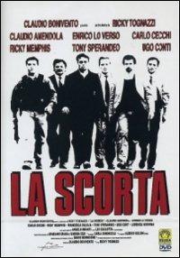 Cover Dvd scorta (DVD)