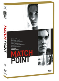 Cover Dvd Match Point (DVD)