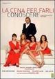 Cover Dvd DVD La cena per farli conoscere