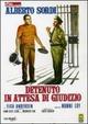 Cover Dvd Detenuto in attesa di giudizio