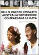 Cover Dvd DVD Bello onesto emigrato Australia sposerebbe compaesana illibata