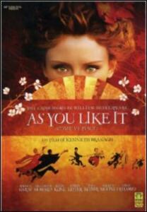 As You Like It di Kenneth Branagh - DVD