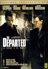 Film The Departed. Il bene e il male Martin Scorsese