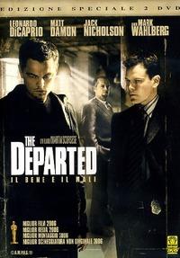 Cover Dvd Departed. Il bene e il male (DVD)