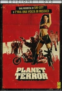 Cover Dvd Planet Terror (DVD)