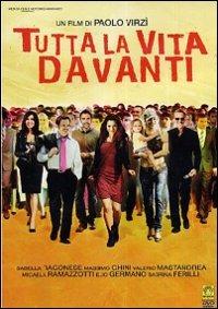 Cover Dvd Tutta la vita davanti (DVD)