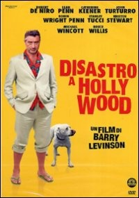 Cover Dvd Disastro a Hollywood (DVD)