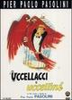 Cover Dvd DVD Uccellacci e uccellini