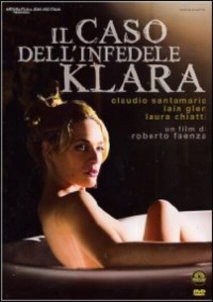 Il caso dell'infedele Klara di Roberto Faenza - DVD
