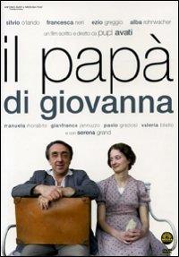 Cover Dvd papà di Giovanna (DVD)