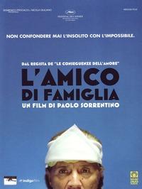 Cover Dvd amico di famiglia (DVD)