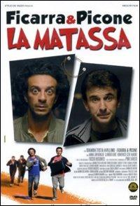 Cover Dvd matassa (DVD)