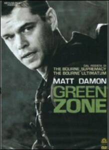 Green Zone di Paul Greengrass - DVD