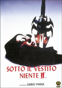 Cover Dvd Sotto il vestito niente 2 (DVD)
