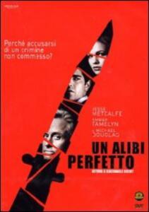Un alibi perfetto di Peter Hyams - DVD