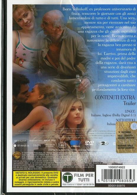 Basta che funzioni di Woody Allen - DVD - 2