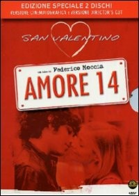 Cover Dvd Amore 14