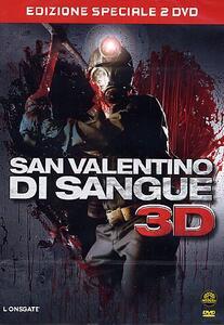 San Valentino di sangue 3D<span>.</span> Special Edition di Patrick Lussier - DVD