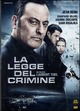 Cover Dvd La legge del crimine