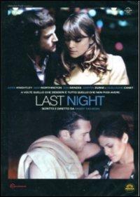 Cover Dvd Last Night (DVD)
