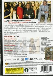 Valentino. The Last Emperor di Matt Tyrnauer - DVD - 2