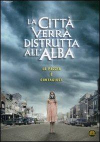 Cover Dvd città verrà distrutta all'alba (DVD)