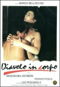 Cover Dvd Diavolo in corpo (DVD)