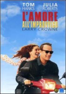 L' amore all'improvviso. Larry Crowne di Tom Hanks - DVD