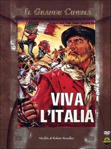 Viva L'Italia di Roberto Rossellini - DVD