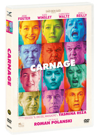 Cover Dvd Carnage (DVD)