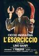 Cover Dvd DVD L'esorciccio