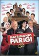 Cover Dvd Matrimonio a Parigi