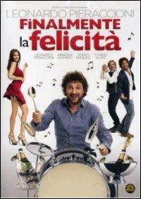 Cover Dvd Finalmente la felicità (DVD)
