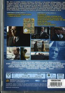 La talpa (2 DVD)<span>.</span> Edizione speciale di Tomas Alfredson - DVD - 2