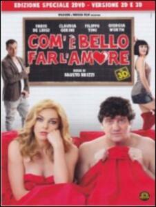 Com'è bello far l'amore 3D (DVD + DVD 3D) di Fausto Brizzi