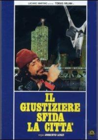 Cover Dvd giustiziere sfida la città (DVD)