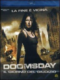 Cover Dvd Doomsday. Il giorno del giudizio (Blu-ray)