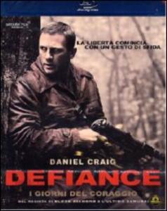 Defiance. I giorni del coraggio di Edward Zwick - Blu-ray