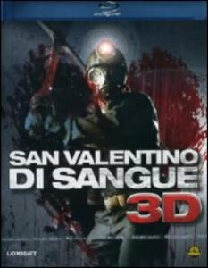 San Valentino di sangue 3D di Patrick Lussier - Blu-ray