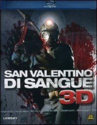 Cover Dvd San Valentino di sangue 3D (Blu-ray)