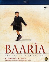Cover Dvd Baarìa (Blu-ray)