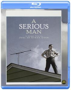 A Serious Man di Joel Coen,Ethan Coen - Blu-ray