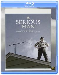 Cover Dvd A Serious Man