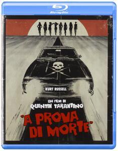 Grindhouse. A prova di morte di Quentin Tarantino - Blu-ray