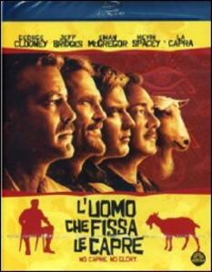 L' uomo che fissa le capre di Grant Heslov - Blu-ray