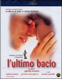 Cover Dvd ultimo bacio (Blu-ray)