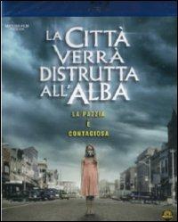 Cover Dvd città verrà distrutta all'alba (Blu-ray)